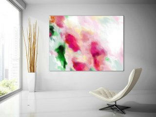 Extra Large Painting on Canvas, Original Abstract Art,Contemporary Abstract Paintings, Large Paintings on Canvas, UNSTRETCHED PaS095,geometric abstraction