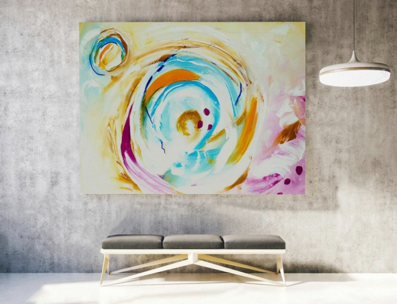 Contemporary Wall Art On Canvas,Extra Large Wall Art ,Large Abstract Painting Canvas,Large Art Original Abstract Painting ,XXXl XL XXLLAS019,moma renovation