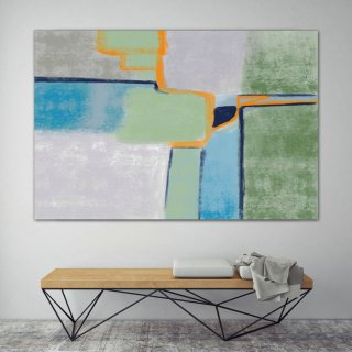 LargeWall Art Original Abstract Painting for Decor Contemporary Wall Art Modern Art Extra Large Original Abstract Painting on Canvas Gas010,large photo canvas