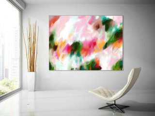 Contemporary Original Painting on Canvas,Extra Large Wall Art,Abstract Painting,Decor,Large Original Wall Art , Modern,UNSTRETCHED PaS117,cozy interior design