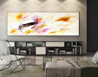 Abstract Painting on Canvas - Extra Large Wall Art, Contemporary Art, Original Oversize Painting XaS041,modern artists 2019