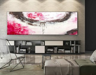 Abstract Painting on Canvas - Extra Large Wall Art, Contemporary Art, Original Oversize Painting XaS289,home inside design