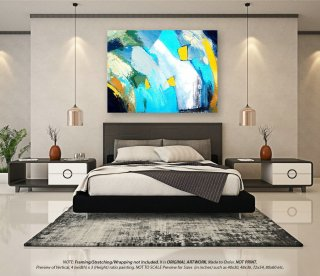 Modern Abstract Art - Abstract Painting, Extra Large Wall Art, Original Painting, Oil Painting, Acrylic Painting, Canvas Wall Art YNS036,modern apartment interior