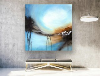 Original Large Abstract Painting,Abstract Canvas Art,Contemporary Art Modern Oil Painting ,Large Painting Original,Large Canvas Art LAS140,bright abstract art
