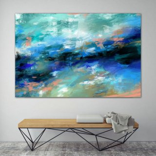 LargeWall Art Original Abstract Painting for Decor Contemporary Wall Art Modern Art Extra Large Original Abstract Painting on Canvas MaS013,2019 interior design