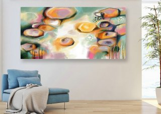 Original Art Abstract Painting,Extra Large Wall Art on Canvas, Hand painted Contemporary Abstract Art, Painting on Canvas, Modern Art Pas126,modern mediterranean decor