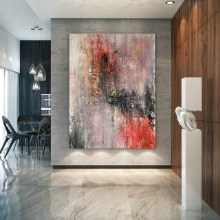 Large Abstract Painting,painting wall art,original abstract,large interior art,acrylic textured art BNc031,large modern canvas