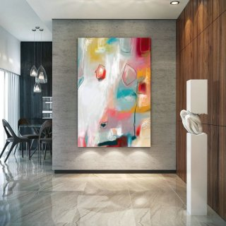 Abstract Canvas Original Paintings Abstract Paintings Wall Art for Luxury Interiors Living room decor Huge Size Art, Office Wall Art Pac155,best paint for abstract painting